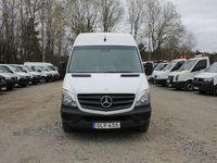 begagnad Mercedes Sprinter 316 BlueTEC AUT LÅGMIL -16
