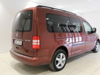 begagnad VW Caddy Maxi Life 2,0TDI 140 HK DSG -14