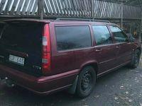 begagnad Volvo V70 97