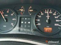 begagnad Renault Kangoo bra skåp bil 1,5dci