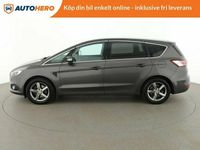 begagnad Ford S-MAX 2.0 TDCi Powershift Euro 6 7-sits / Drag, PDC