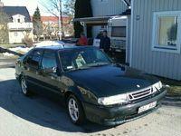 begagnad Saab 9000 2,3T