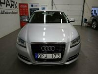 begagnad Audi A3 Sportback 2.0 TDI 140hk / Värmare / Nybes