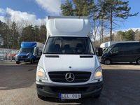 begagnad Mercedes Sprinter 319 CDI Volymskåp/LYFT