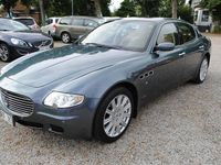 "begagnad Maserati Quattroporte 4,2 bose ljudsystem ""Automat"""