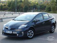 begagnad Toyota Prius 1.8 Plug-in Hybrid (Aut+Backkamera+99hk)