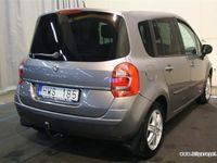 begagnad Renault Modus Grand 5-d 1.6 16V Dynamique Kombi 2009