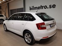 begagnad Skoda Rapid Spaceback 1.2 TSI GreenTec