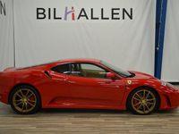 begagnad Ferrari F430 F1 / Skalstolar / Scuderiafälgar -05