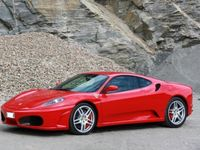 begagnad Ferrari F430 F1 sv-såld, skalstolar -05