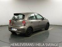 begagnad Nissan Micra 1.2 80hk Taklucka M-Värm Keyless Bluetooth