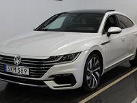 begagnad VW Arteon 2.0 TDI 4MOTION R-Line 2018, Sedan 389 900 kr