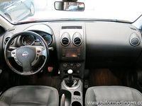 begagnad Nissan Qashqai +2 2.0 140hk Navi 7-sits Panor