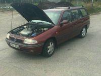 begagnad Opel Astra 1.6 Halebob.
