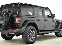 begagnad Jeep Wrangler Plug - In Hybrid 80TH ANV 2.0T 380HK
