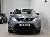gebraucht Nissan Qashqai 130hk dCi Aut Acenta Connect Euro 6 Safetypack