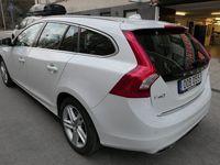 used Volvo V60 D6 Hybrid AWD Summum Drag VoC Blis Kombi
