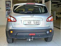 begagnad Nissan Qashqai 1.5 dCi Pure Drive (103hk)
