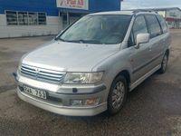 begagnad Mitsubishi Space Wagon AUTOMAT 6 SITTER NY BESIKTAD
