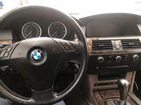 begagnad BMW 525 i Sedan Automat 192hk 0kr insats upp