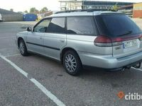 begagnad Subaru Legacy nybesiktad -97
