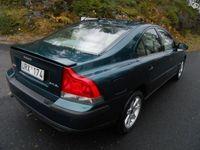 begagnad Volvo S60 2.4 CNG Business 140hk -04