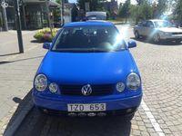begagnad VW Polo 1,2 - 03 -03