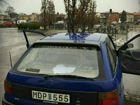 begagnad Opel Astra 4 1998 ny besiktad och ny skatt.