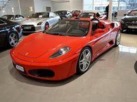 begagnad Ferrari F430 SPIDER