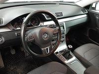 begagnad VW Passat 1.4 TSI EcoFuel Variant (150hk)