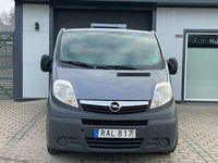 begagnad Opel Vivaro