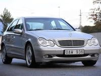 begagnad Mercedes C270 CDI (170hk) Automat/Kamke