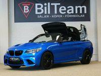 begagnad BMW 220 Convertible Euro 6 *UNIK M2 OPTIK*