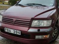 begagnad Mitsubishi Space Wagon 2.4 GDI/6-SITS -00