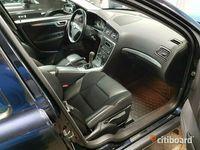 """begagnad Volvo S60 2.4L 170/HK 17""""Tums Facelift 2005 Drag Besiktad"""