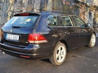 begagnad VW Golf TSI 122 Sportcombi, Navi