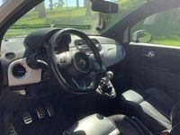 begagnad Fiat 500 Abarth -11