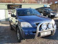 begagnad Kia Sorento LX 2,5 CRDI Drag 2003, SUV
