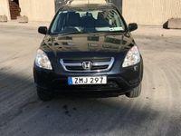gebraucht Honda CR-V 2.0 4 WD, HÖGERSTYRD, dragkrok -04