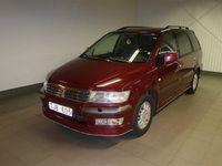 begagnad Mitsubishi Space Wagon 2,4 GDI 6-platser -02