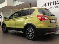 begagnad Suzuki SX4 S-Cross 1.6 4x4 EXCLUSIVE