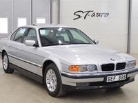 begagnad BMW 728 i Aut Skinn Fint Skick 193hk