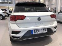 begagnad VW T-Roc 1.5 TSI 4Motion DSG 150hk