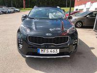 begagnad Kia Sportage 2.0 CRDi AWD Automat Euro 6 184hk