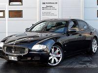 begagnad Maserati Quattroporte GT S Sv-såld 5780 mil -08