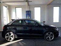 used Audi A1 1.4 TFSI 185hk S-line S-Tronic Sv-sål -11