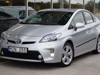 begagnad Toyota Prius 1.8 HSD Executive GPS Skinn Facelift