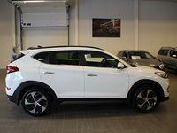begagnad Hyundai Tucson 1.6 T-GDI Premium 177hk -16