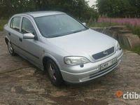 begagnad Opel Astra 1.6 besiktad o skattat