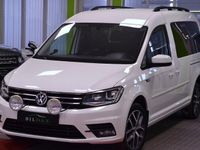begagnad VW Caddy Maxi Life TDI 4M DSG 7-SITS